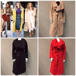 Kardashian coat